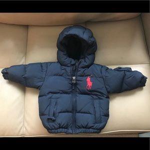 Ralph Lauren Baby Down Jacket (12 Months)